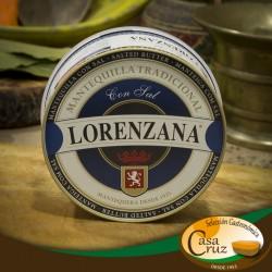 Mantequilla Lorenzana con Sal