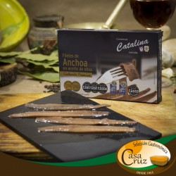 Filetes de Anchoas....