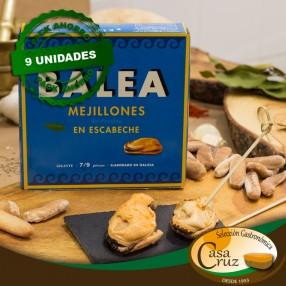 Mejillones en Escabeche...