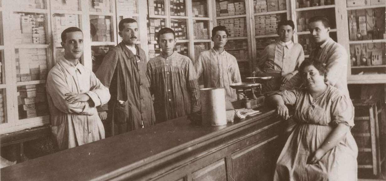 Historia manteca Casa Cruz